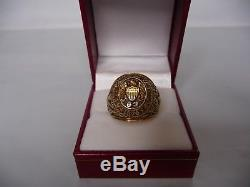 1963 Texas A&M 10K Yellow Gold Vintage Aggie Mens Class Ring (Size 7) 20.7g